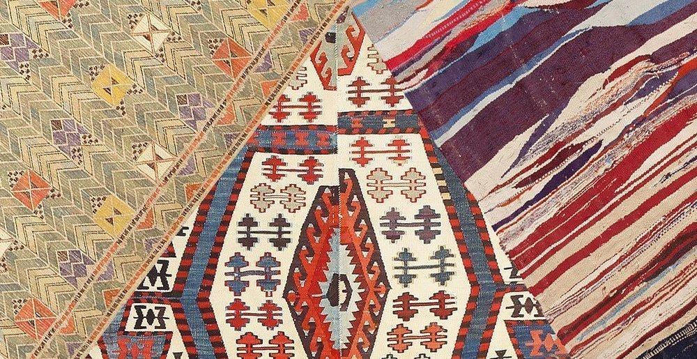 Flat Weave Rugs by Nazmiyal