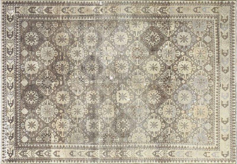 East Turkestan Khotan Carpet | Nazmiyal